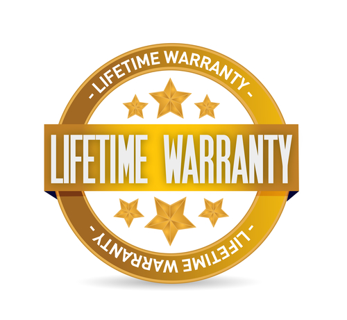 Lifetime Warranty On Repairs